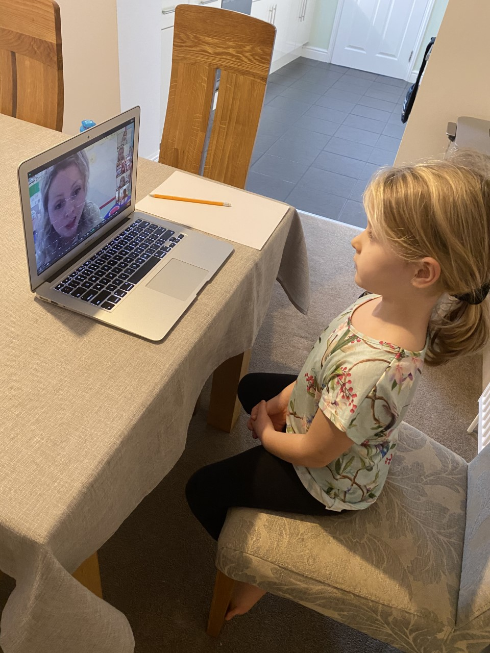 ES remote learning