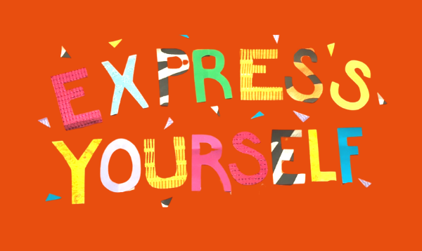 Express Yourself illustration