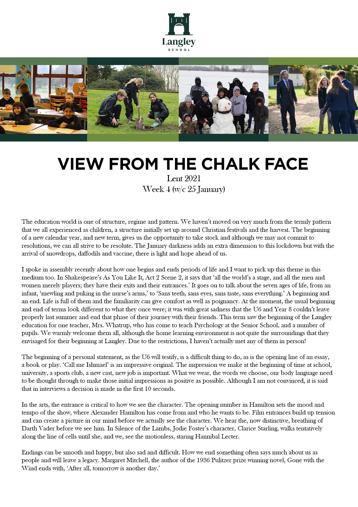 ViewfromtheChalkFace WK4