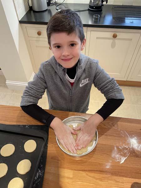 Benjamin Cedar Baking 3