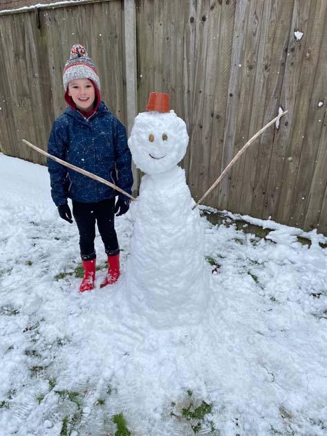 Benjamin snow 1