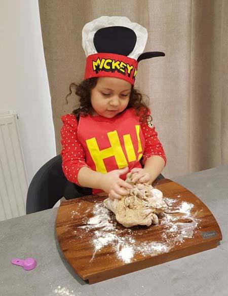 Katie baking 3