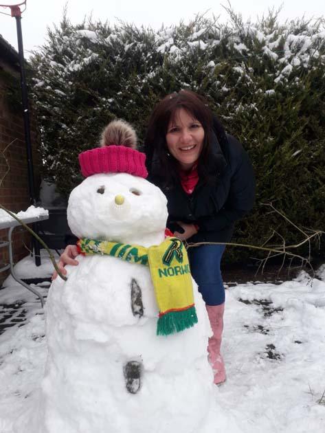 Mrs Codman Snow