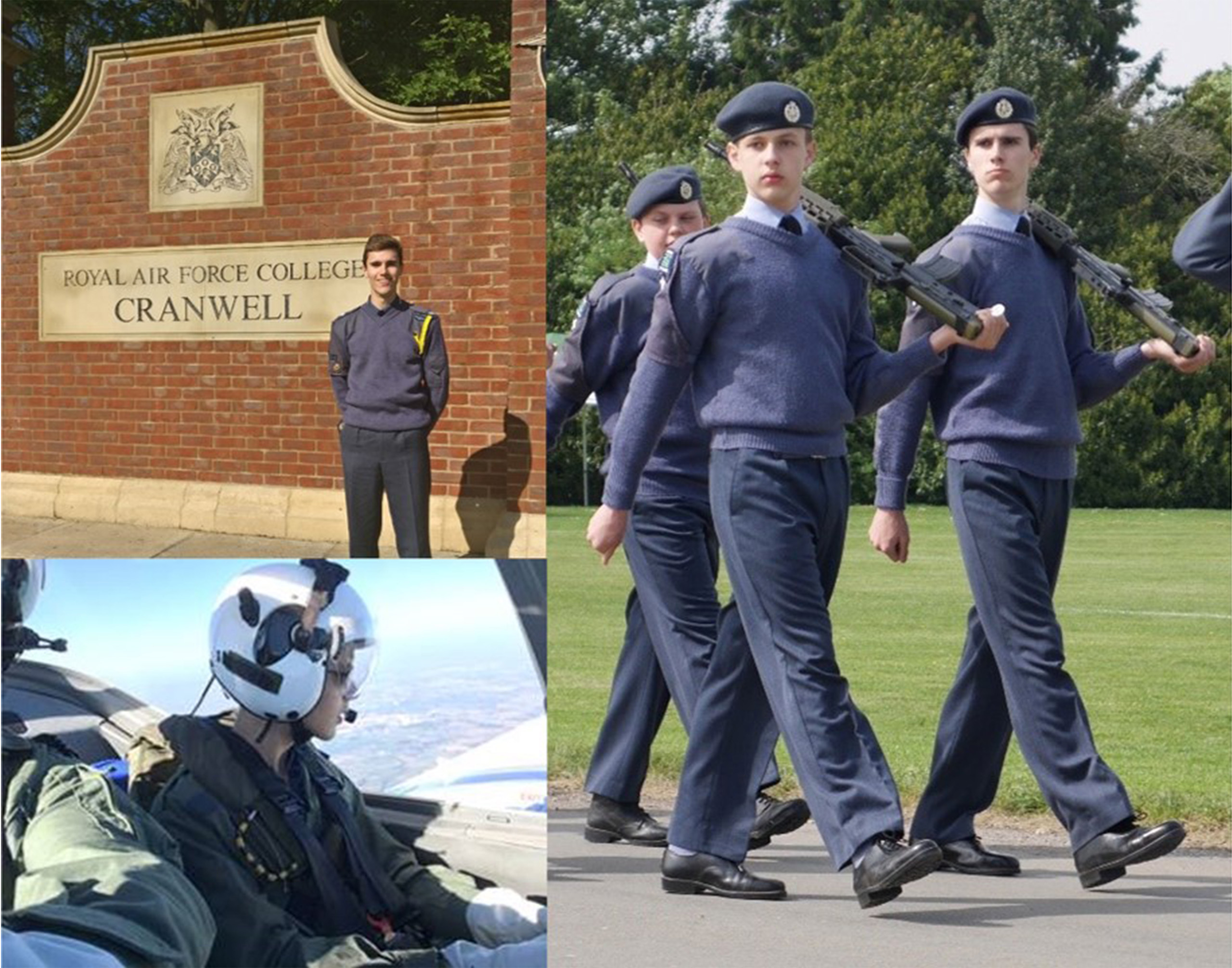 CCF collage